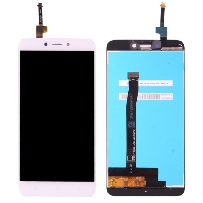 Дисплей за Xiaomi Redmi 4X LTE Dual Sim, с тъч, бял image