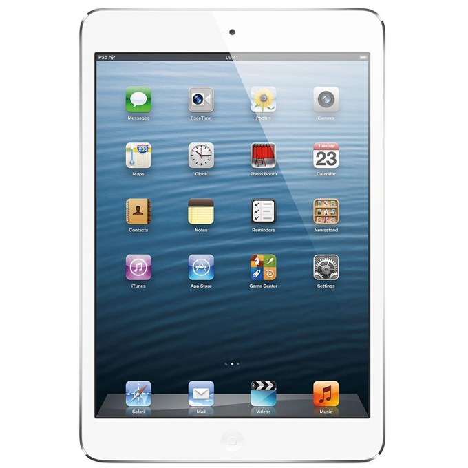 "Таблет Apple iPad Air (MD790HC/A)(сребрист), 9.7"" (24.64 cm) Retina дисплей, двуядрен Apple A7 1.3 GHz, 1GB RAM, 64GB Flash памет, 5.0 & 1.2 Mpix камера, iOS, 478g image"