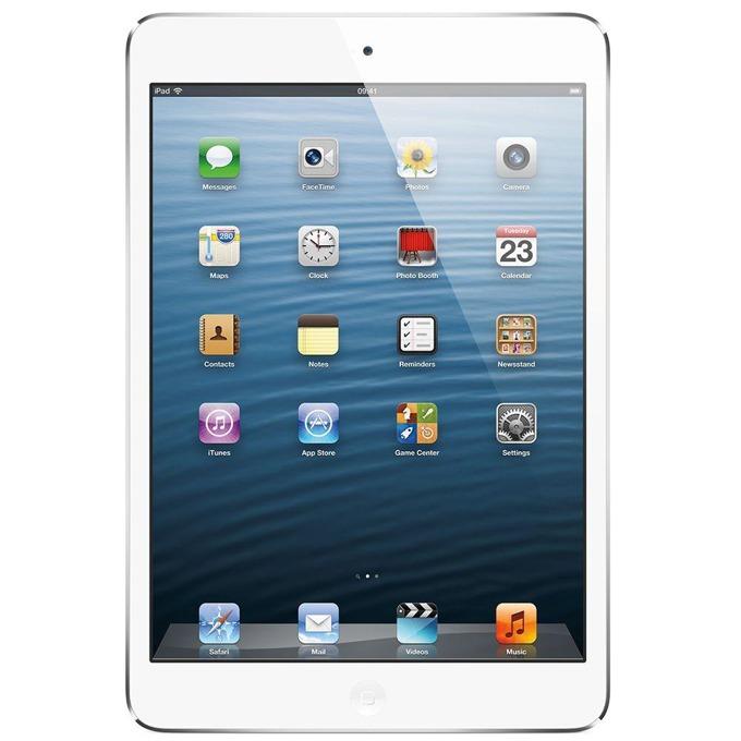 "Таблет Apple iPad Air (MD790HC/A)(сребрист), 9.7"" (24.64 cm) Retina дисплей, двуядрен Apple A7 1.3 GHz, 1GB RAM, 64GB Flash памет, 5.0 & 1.2 Mpix камера, iOS, 478g image"