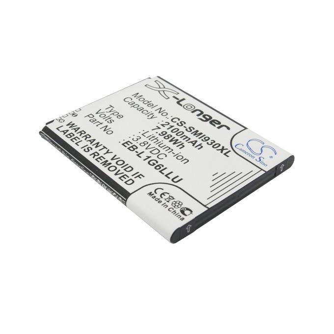 Батерия (заместител) за телефон Samsung GT-I9300/GT-I9308/Galaxy S3, 3.8V/2100 mA image