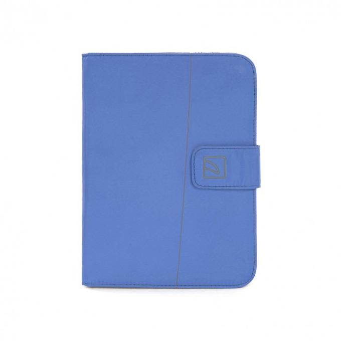 """Калъф /тип бележник/ за таблет, за Tucano TAB-FA8-B до 8"""" (20.32 cm), син image"""