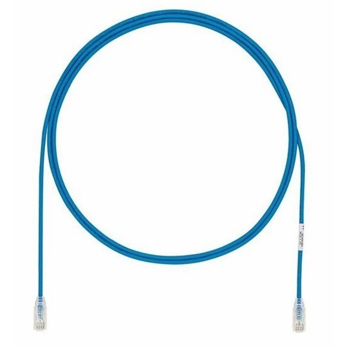 Пач кабел Panduit UTP cat.6a 2.5m син image