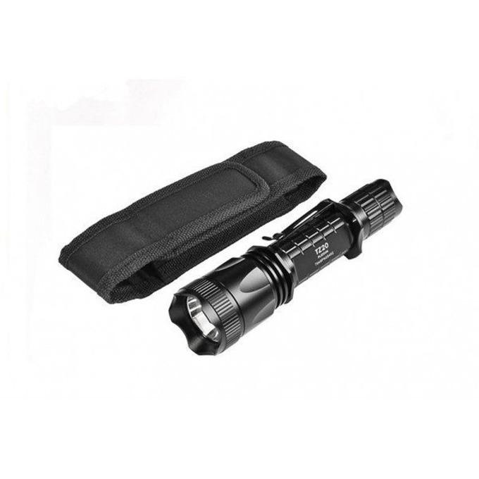 Фенер Xtar TZ20, 1x 18650/18700 батерия, 820 lumens, водоустойчива, джобен, черен image