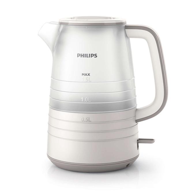Philips HD9336/21, White/Gray