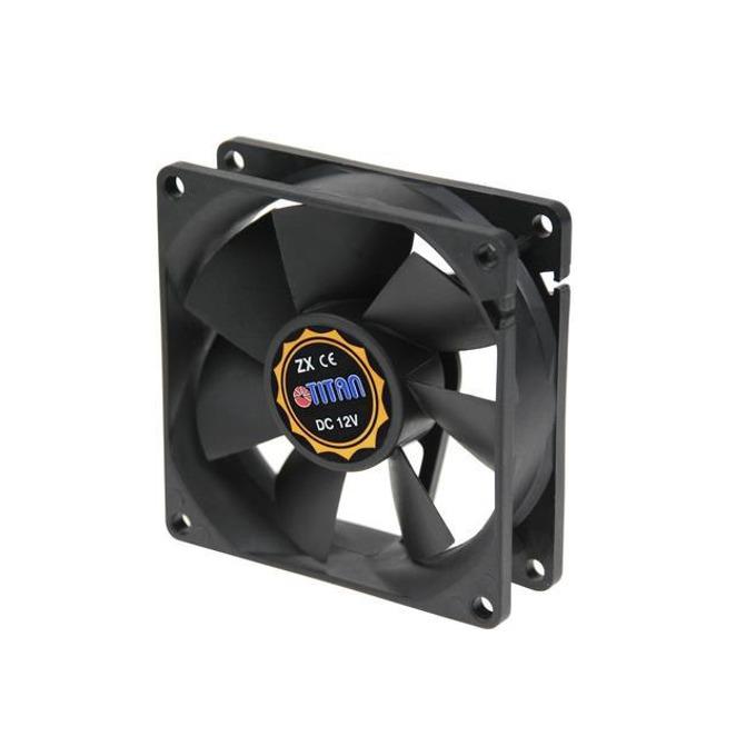 Вентилатор 80mm, Titan TFD-8025M12Z, 2500 rpm image