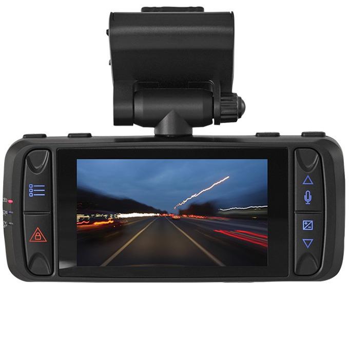 "Видеорегистратор Cobra CDR 825E, камера за автомобил, Full HD, 2.7"" (6.8 cm) LCD дисплей, microSD Card слот image"