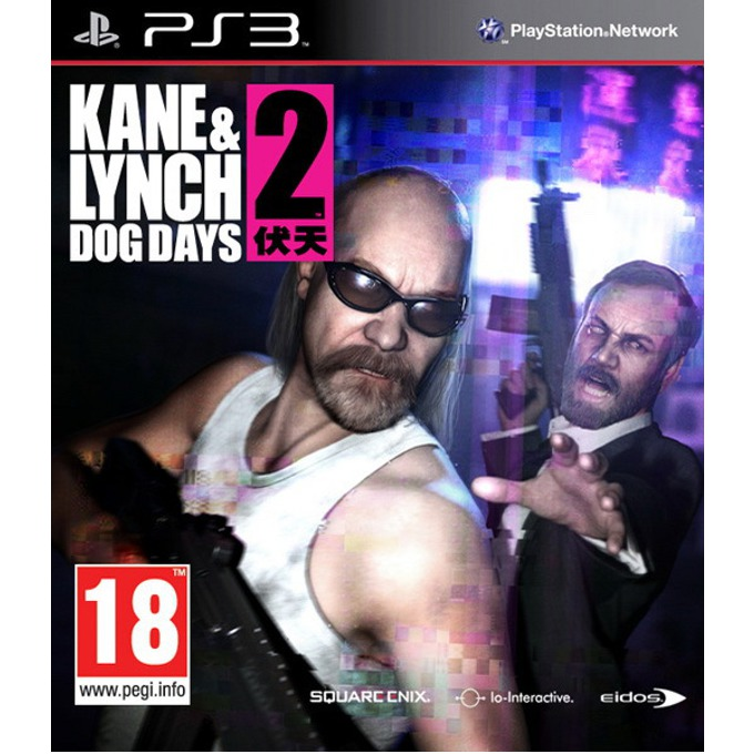 Kane & Lynch 2: Dog Days, за PlayStation 3 image