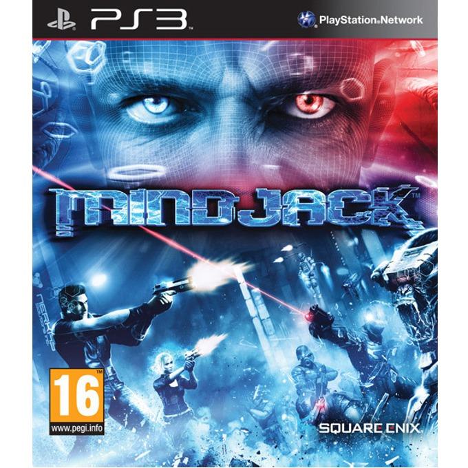 Игра за конзола Mindjack, за PlayStation 3 image