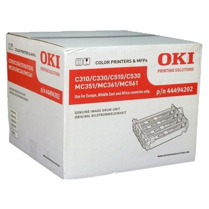 Барабан за OKI C300/C310/C330/C510/C530/MC351DN/MC361DN - Drum Unit - P№ 44494202 - Заб.: 20 000k image