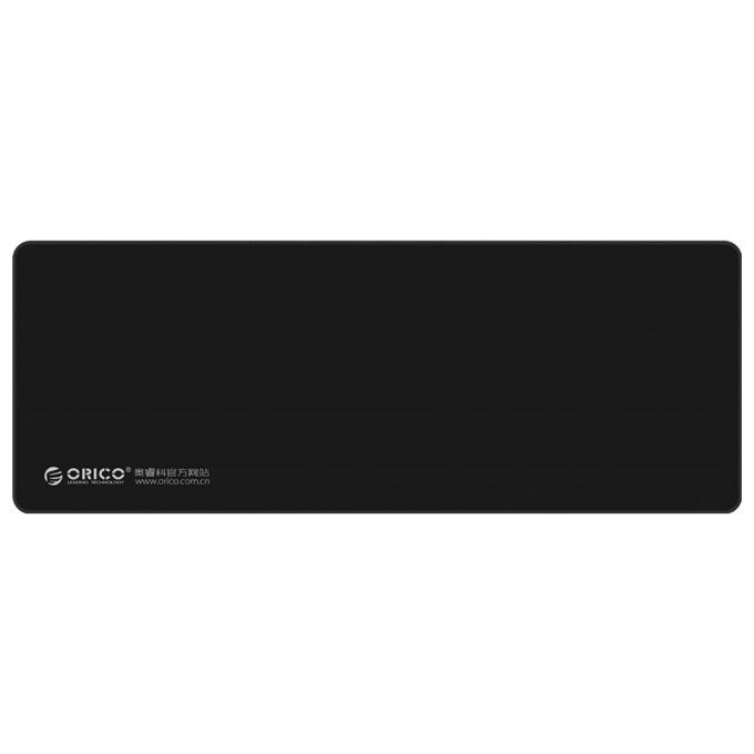 Подложка за мишка Orico MPS8030, черна, 800 x 300 x 3 mm image