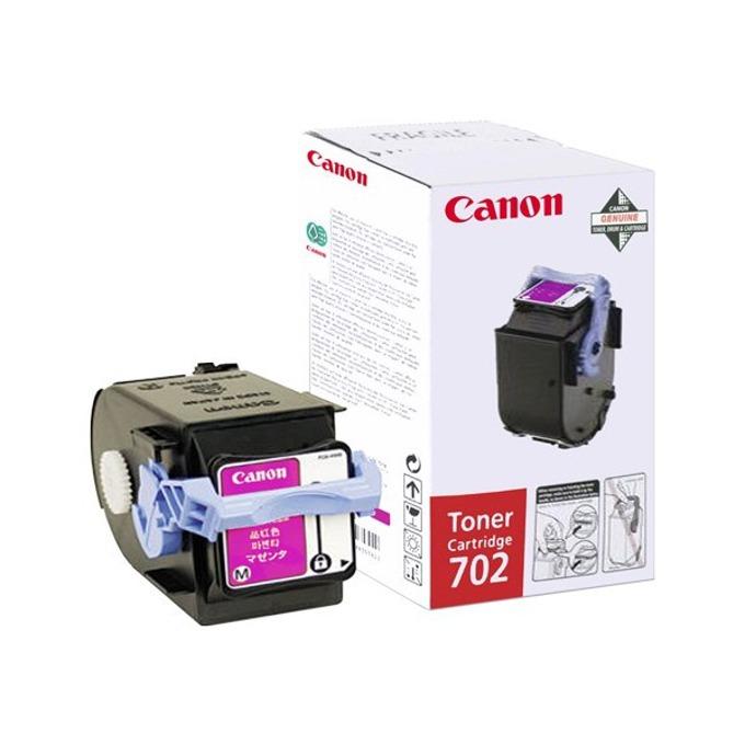КАСЕТА ЗА CANON LBP 5960 - Magenta - P№ EP-702M - CR9643A004AA - заб.: 6000k image