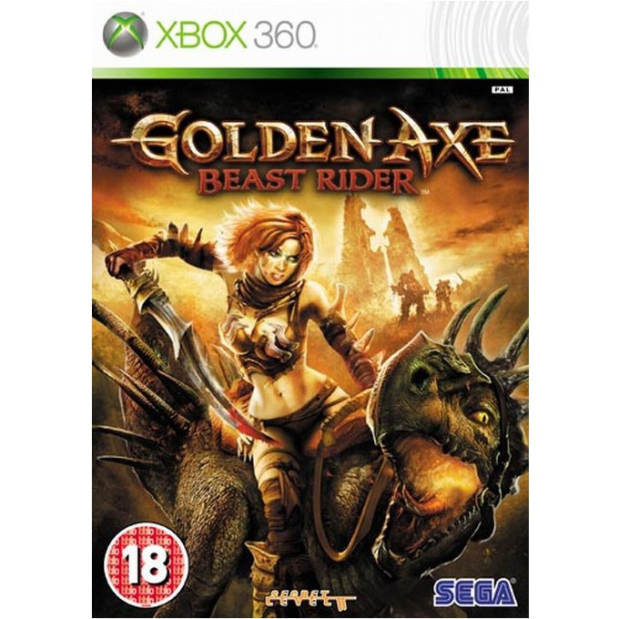 Golden Axe: Beast Rider product