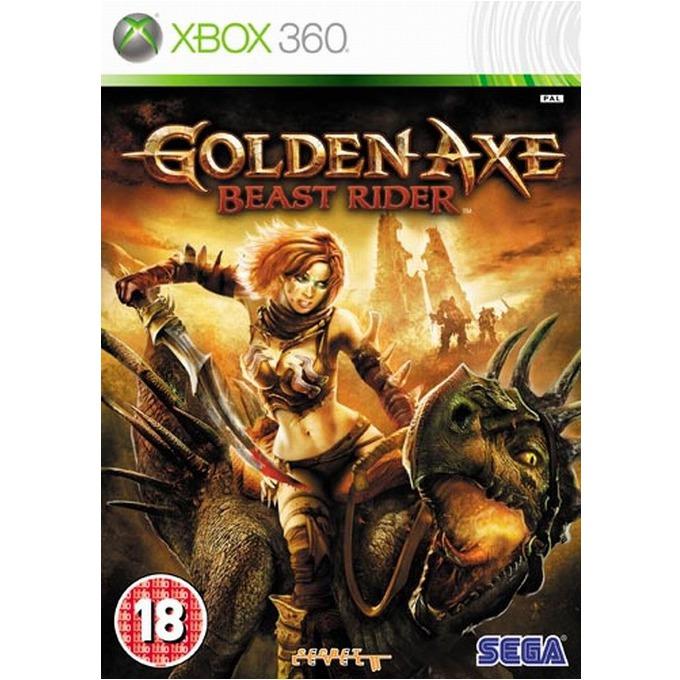 Игра за конзола Golden Axe: Beast Rider, за XBOX360 image