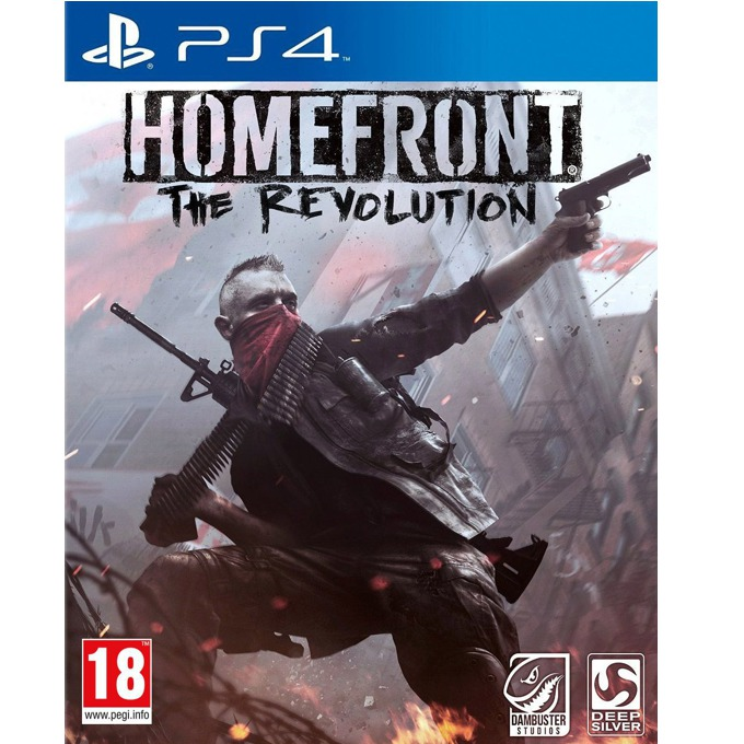 Homefront The Revolution First Edition image