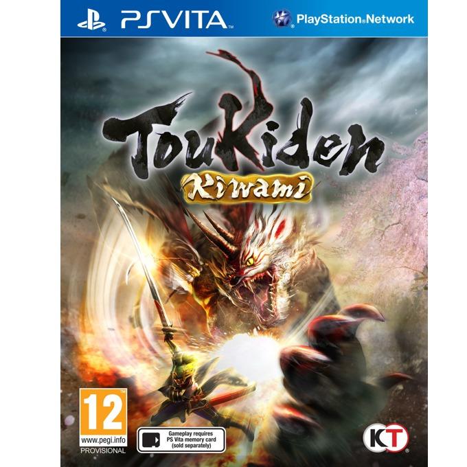 Игра за конзола Toukiden Kiwami, за PSVita image
