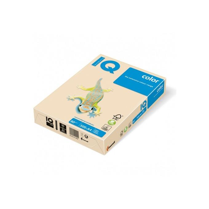 Хартия Mondi IQ Color SA24, A4, 80 g/m2, 500 листа, розова image
