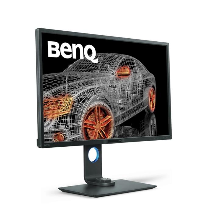 """Монитор BenQ PD3200Q (9H.LFALA.TBE), 32"""" (81.28 cm) VA панел, WQHD, 4ms, 20 000 000:1, 300cd/m2, DisplayPort, HDMI, DVI, SD card reader image"""