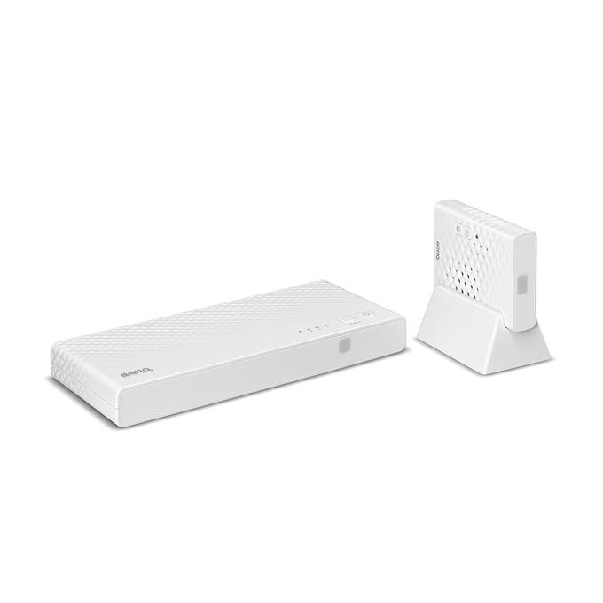 Стрийм модул/сплитер и приемник BenQ Wireless FHD Kit WDP02, безжичен стрийм от до 4 устройства, 4x HDMI, 30м макс. дистанция image