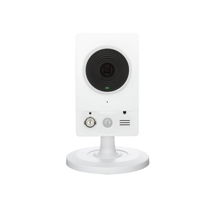 IP камера D-Link DCS-2132L, безжична мрежова, 720p HD, WiFi 802.11н, Lan, IR подсветка (до 5м) image