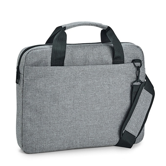 "Чанта за лаптоп Hi!dea Graphs, до 14"" (35.56 cm), сива image"
