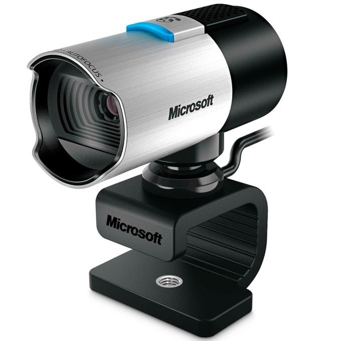 Уеб камера Microsoft LifeCam Studio 1280x720
