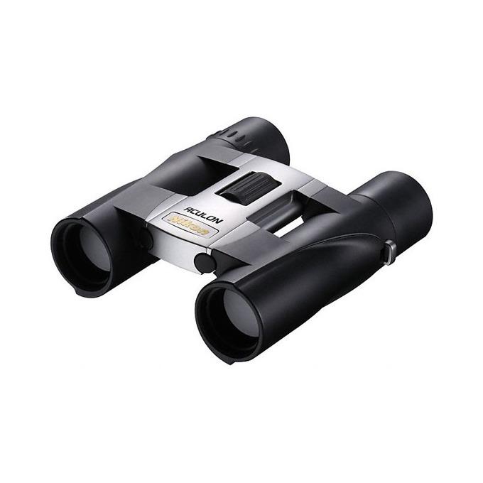 Бинокъл Nikon Aculon A30, 8x25 оптично увеличение, сребрист image