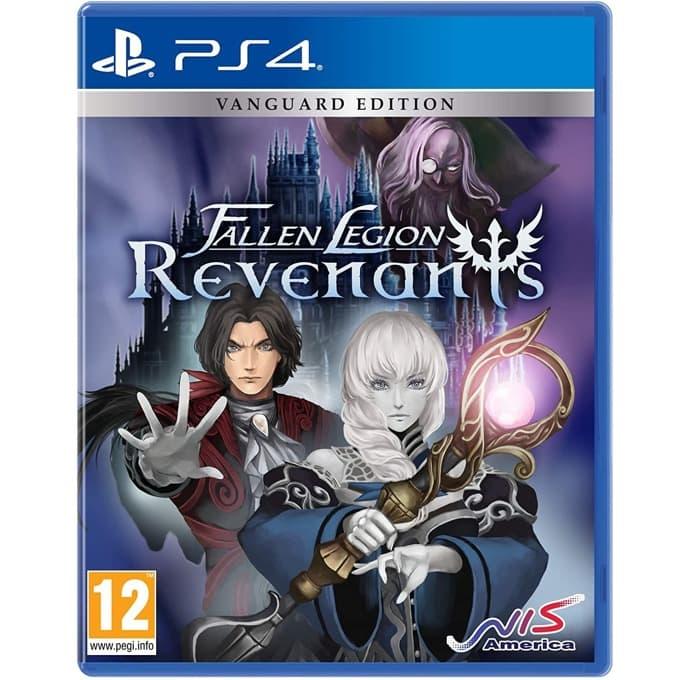 Fallen Legion: Revenants - Vanguard Edition PS4 product