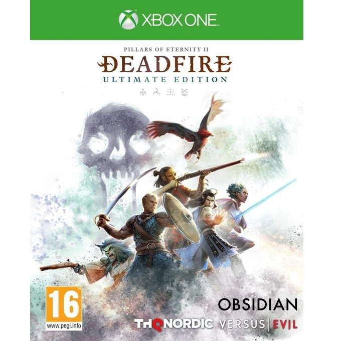Игра за конзола Pillars Of Eternity II: Deadfire — Ultimate Edition, за Xbox One image