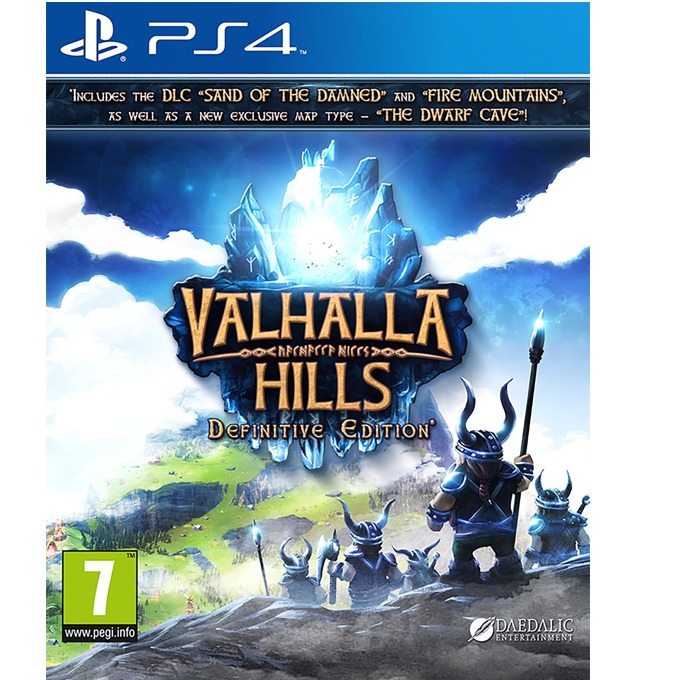 Valhalla Hills - Definitive Edition, за PS4 image