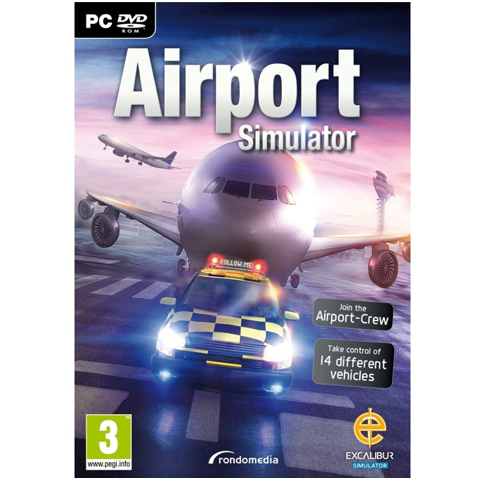 Airport Simulator, за PC image