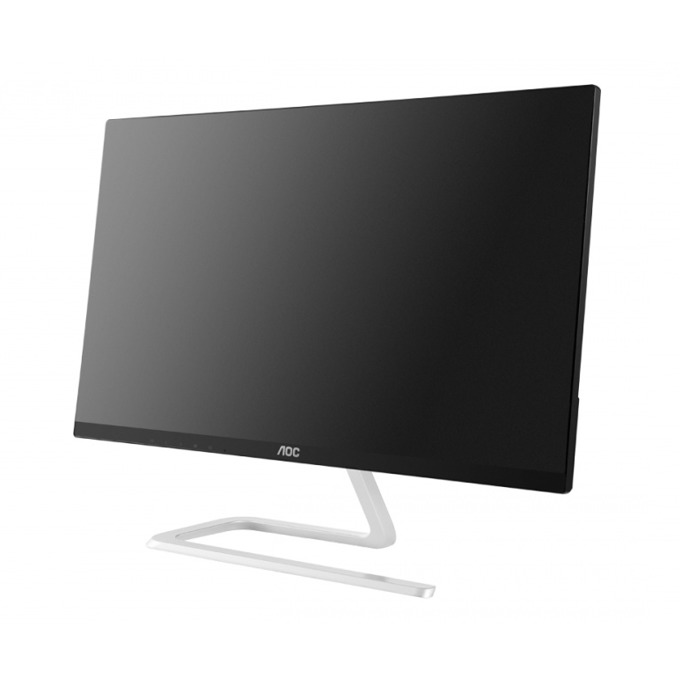 "Монитор AOC I2481FXH, 23.8"" (60.45 cm) IPS панел, Full HD, 4 ms, 50 000 000:1, 250 cd/m2, HDMI image"