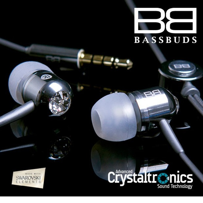 BassBuds Classic High Performance (сиви) product