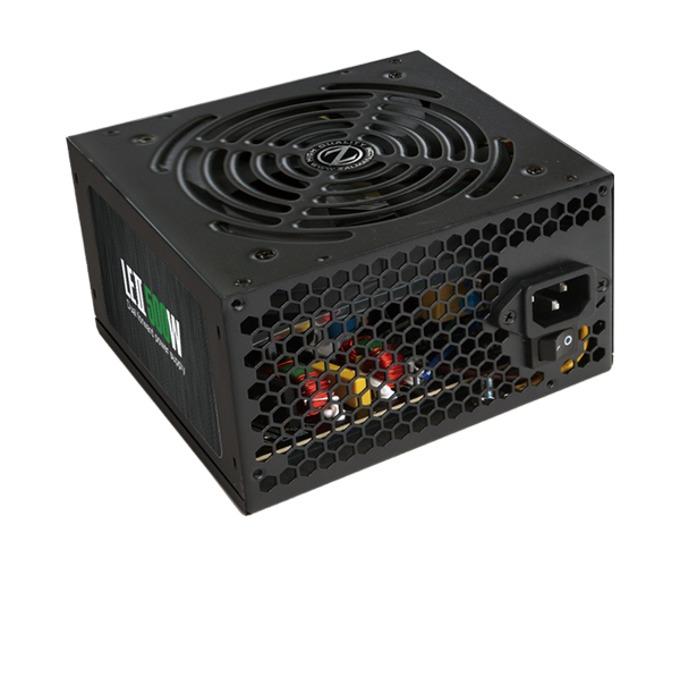 Захранващ Zalman ZM500-LEII, 500W, 120mm вентилатор image