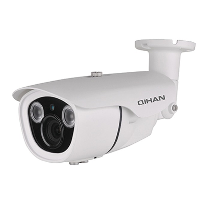 "Qihan QH-V334OC-N AHD камера, водоустойчива, 1/4"" CMOS, 1MP, 2.8-12мм, ИЧ-40m image"