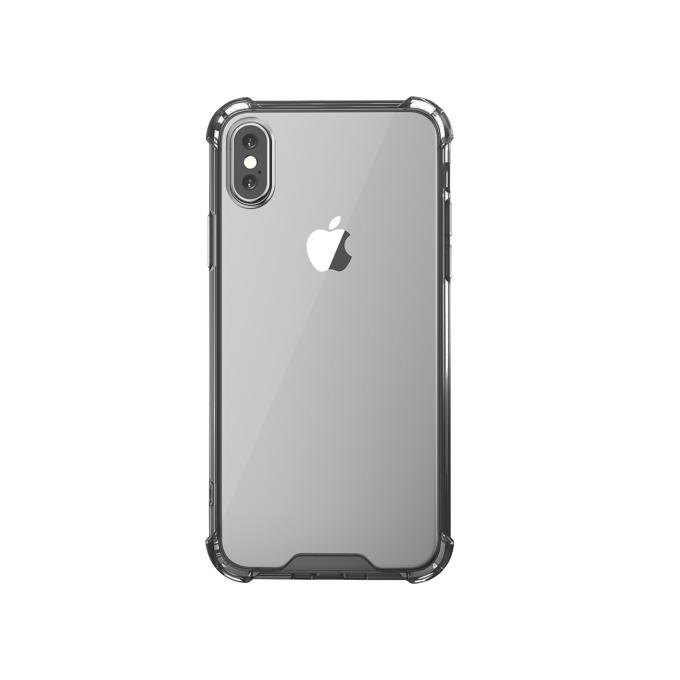 Калъф за Apple iPhone XS Max, термополиуретанов, Remax Milton, черен image