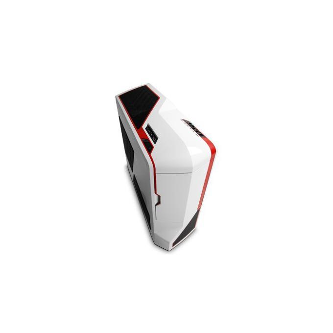 Кутия NZXT Phantom, ATX/E-ATX/Micro-ATX/, 2x USB 2.0, бяла, без захранване image