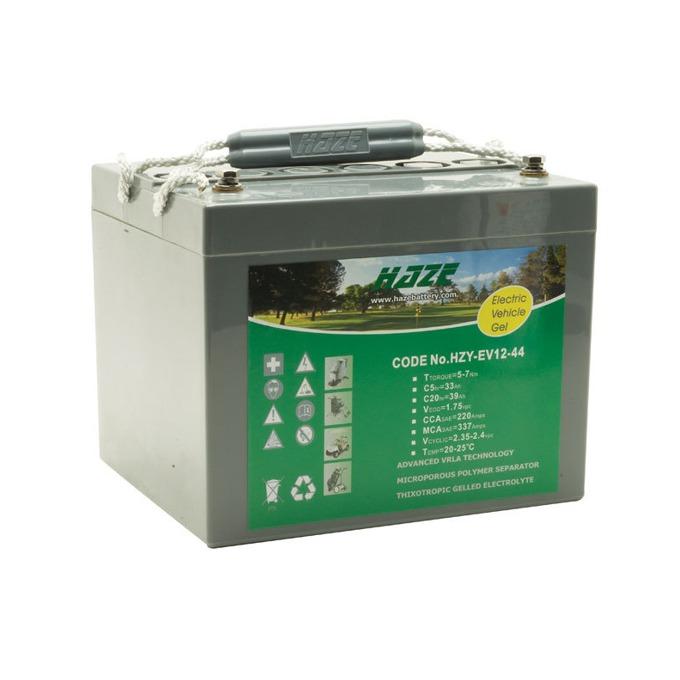 Акумулаторна батерия Haze (HZY12-44), 12V, 44Ah, GEL image