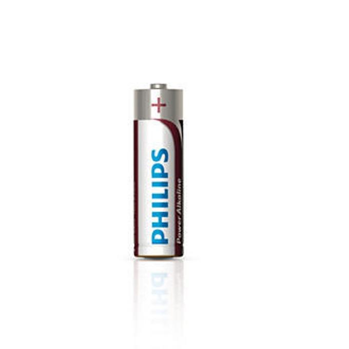 Батерии алкални Philips AA, 1.5V, 12 бр. в опаковка image