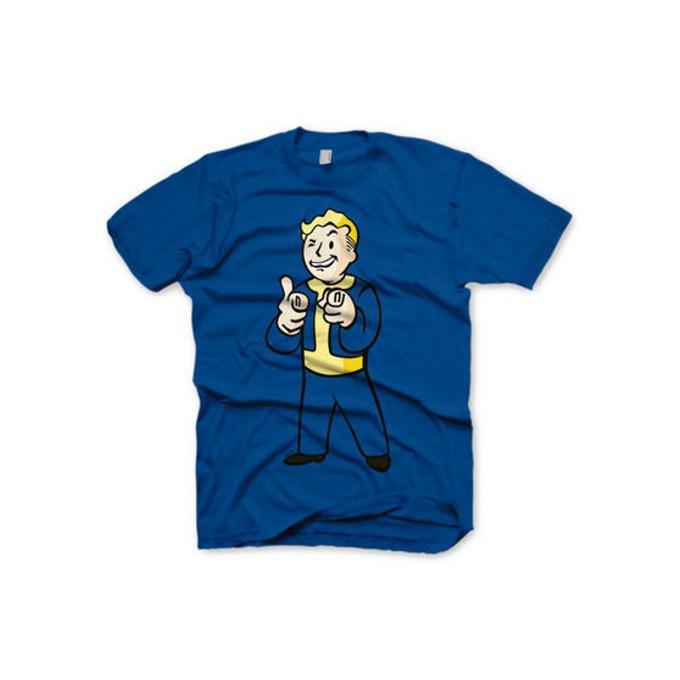 Тениска Fallout Vault Boy Charisma, Size XL image