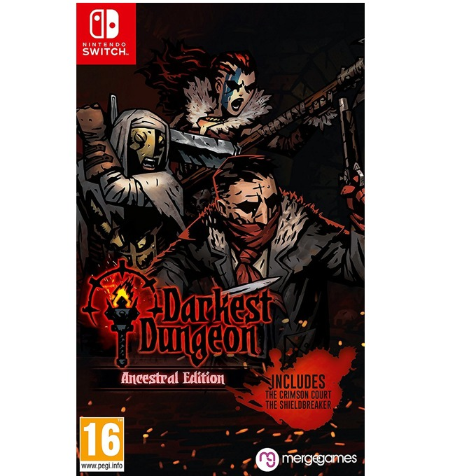 Игра за конзола Darkest Dungeon: Ancestral Edition, за Switch image