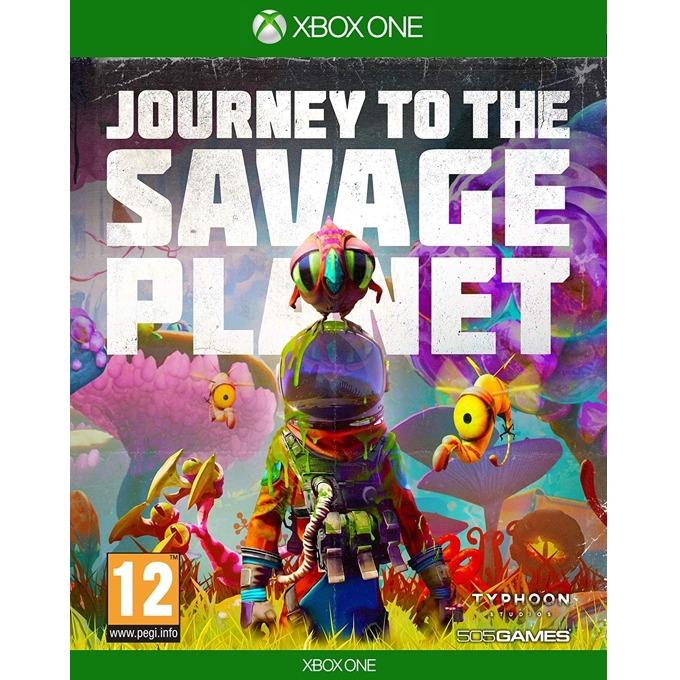 Игра за конзола Journey to the Savage Planet, за Xbox One image