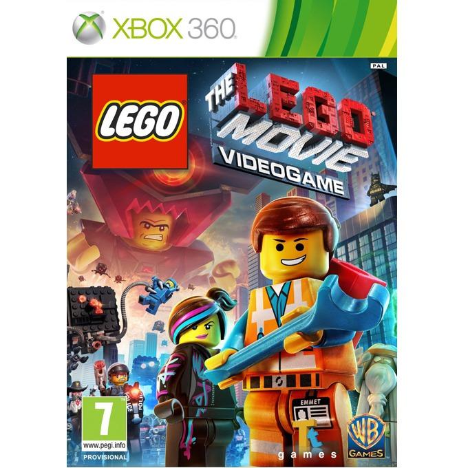 Игра за конзола LEGO Movie: The Videogame, за XBOX360 image