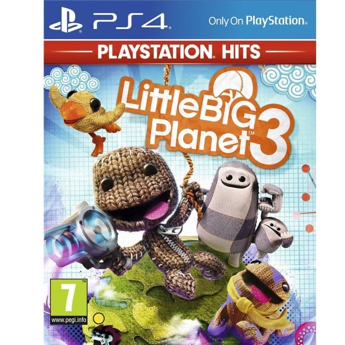 Игра за конзола LittleBigPlanet 3, за PlayStation 4  image
