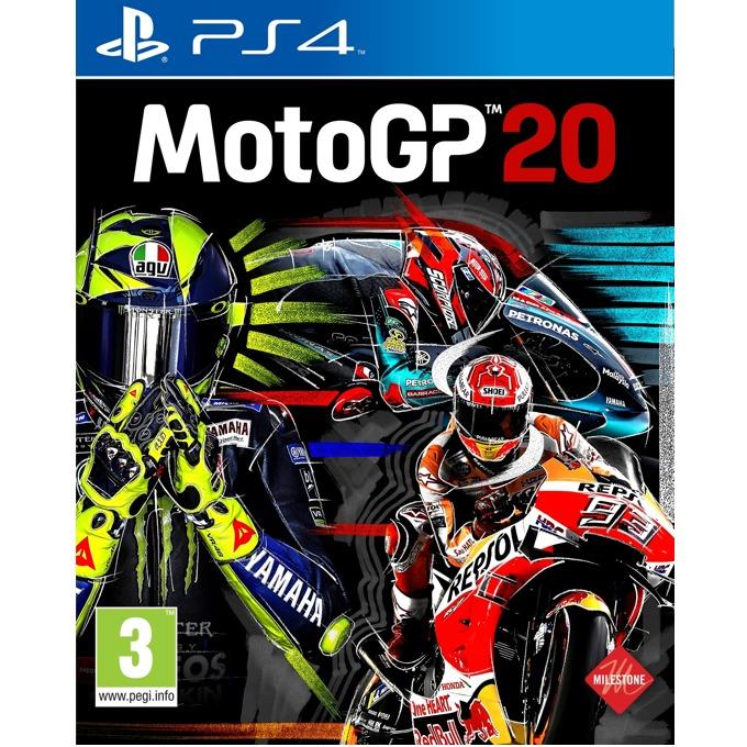 Игра за конзола MotoGP 20, за PS4 image