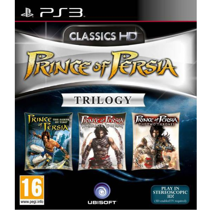 Prince of Persia HD Trilogy, за PlayStation 3 image