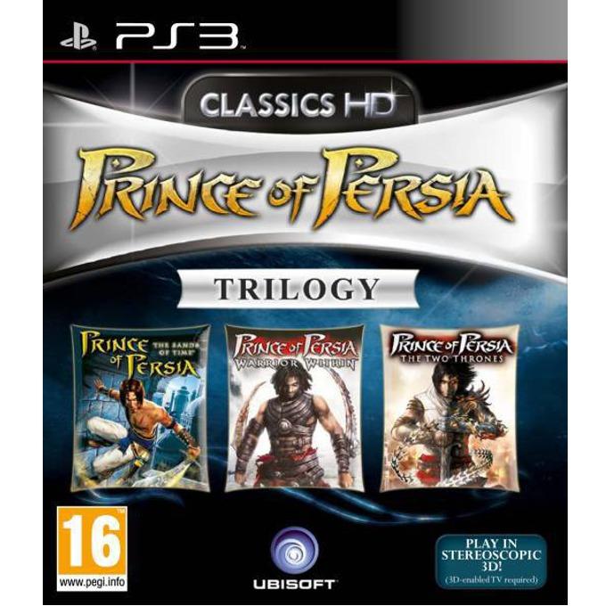 Игра за конзола Prince of Persia HD Trilogy, за PlayStation 3 image