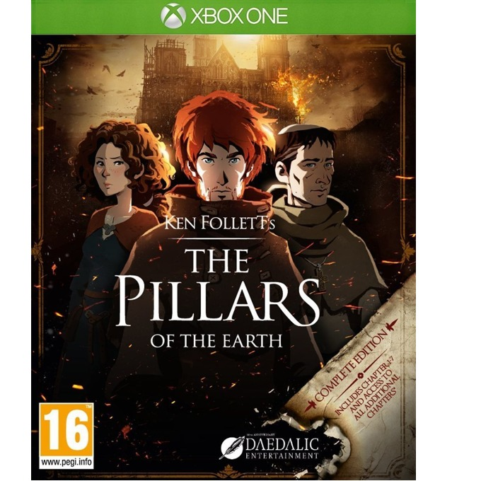 The Pillars of the Earth, за Xbox One image