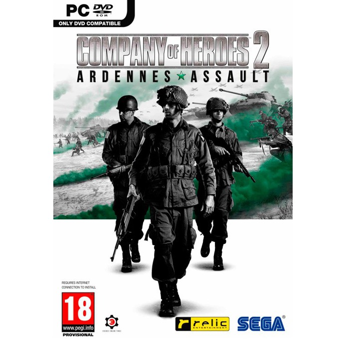 Company of Heroes 2: Ardennes Assault, за PC image
