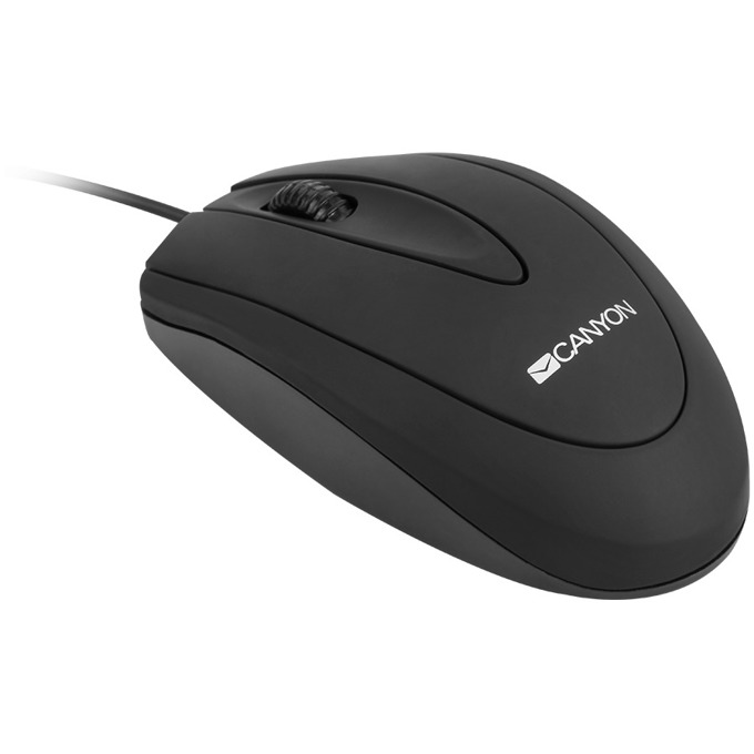 Мишка Canyon CNE-CMS1, оптична (800dpi), USB image