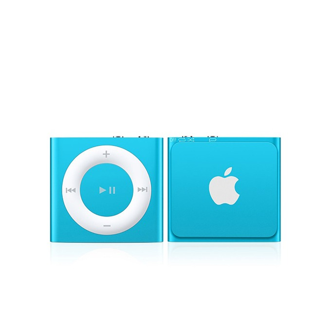 Apple iPod Shuffle, 2GB, син image